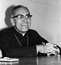 Headshot of Saint Oscar Romero