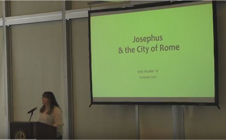 Josephus & the City of Rome