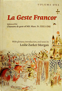 'La Geste Francor' book cover