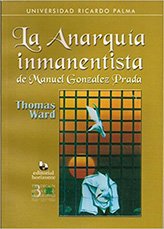 'La anarquía inmanentista de Manuel González Prada' book cover revised edition