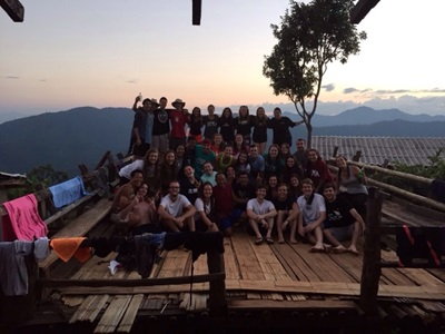 Chiang Mai, Thailand. Study Abroad 2016