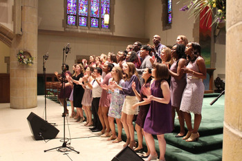 chosen generation gospel choir