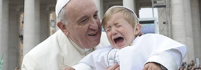 pope-with-child