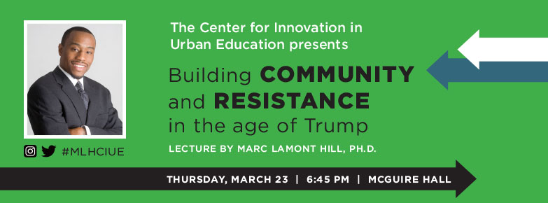 The Center for Innovation in Urban Education presents