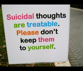 Suicidal Thoughts are Treatable
