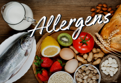 top eight food allergen