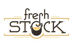 Text: 'Fresh Stock'
