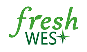 Text: 'Fresh West'