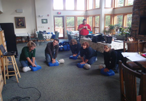 Photo of CPR