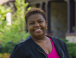 Cheryl Moore-Thomas, Associate Vice President for Graduate Academic Affairs and Diversity