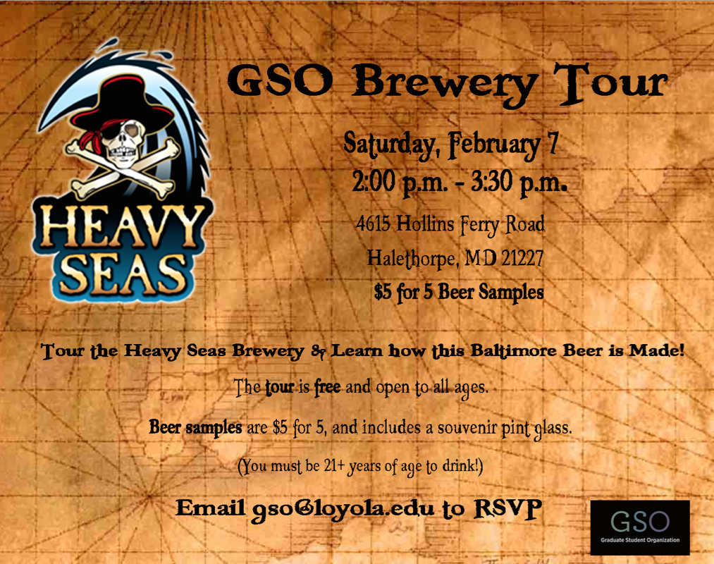 heavy seas tour