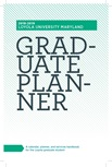 Cover page for 2018-2019 Graduate Planner and Handbook