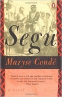 maryse conde segu book cover