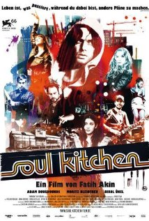 movie poster for Sould Kitchen german film