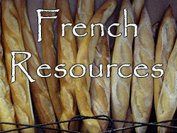 baguettes french resourecs
