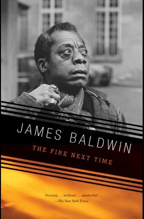James Baldwin The Fire Next Time Book Cover