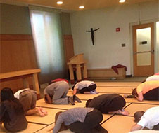 Messina Class Yoga Enrichment Session