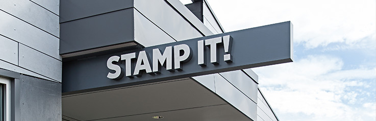 Stamp It! Sign