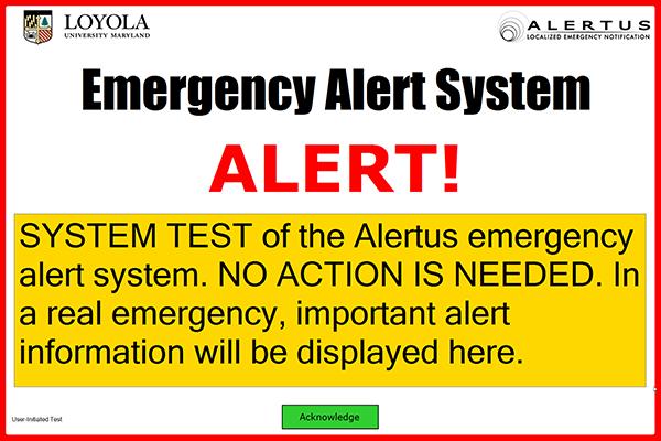 Greyhound Alerts- Public Safety - Loyola University Maryland