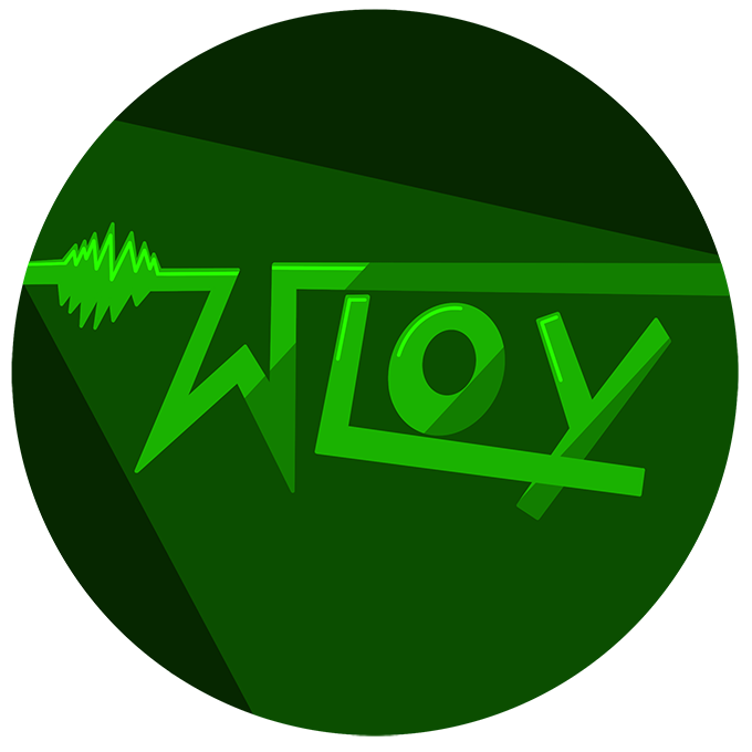 Illustration of the letters W.L.O.Y.