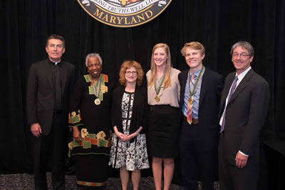Father Linnane, Linda Ellard Mouzon, Amanda Thomas, Kate Elizabeth Beres, Mark Pierson, Timothy Law Snyder