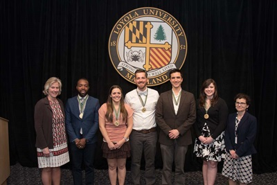 Emerging Scholars 2015 Award Recipients