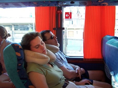 Best Sleeping Picture 2005 Tour