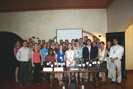 Concha y Toro Group 2005 Tour