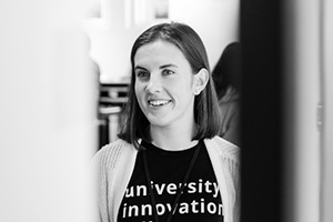 University Innovation Fellow, Meghan