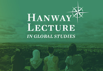 Hanway Lecture photography