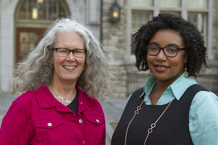 Raenita Fenner and Peggy O'Neill Loyola University Maryland