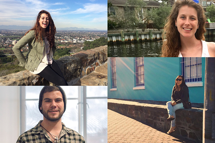 Loyola University Maryland 2017 Fulbright award winners