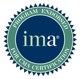 The Institute of Management Accountants endorsement seal