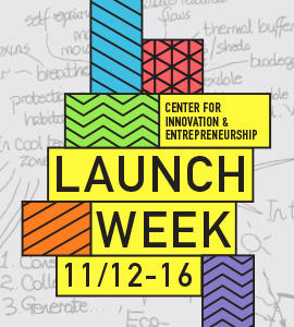 CI&E Launch Week, Nov. 12-16, 2018