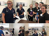 Interprofessional simulation lab