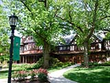 The Humanities Center on Loyola's Evergreen campus
