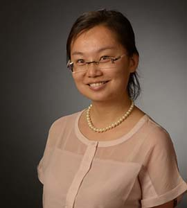 Qi Shi, Ph.D., associate professor of education specialties