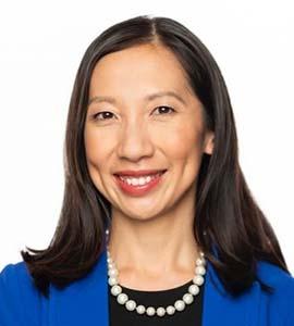 Leana Wen, M.D., emergency physician and public health professor at George Washington University