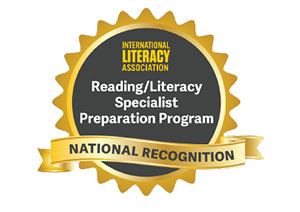 International Literacy Association National Recognition Badge