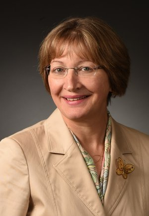 Kathleen Getz, dean, Sellinger School of Business