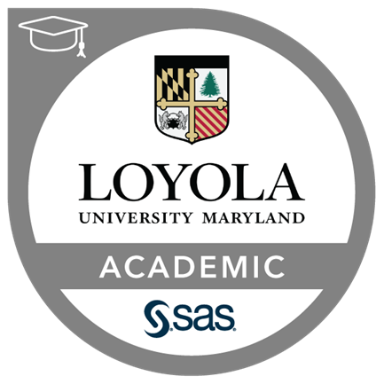 SAS Badge Loyola University Maryland