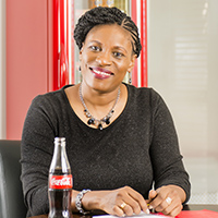 Norah Odwesso Senior Director, Social Impact The Coca-Cola Company