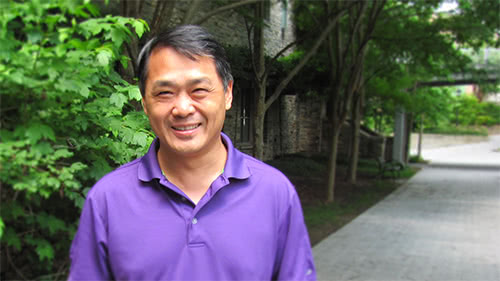 Associate Professor Hung-bin Ding
