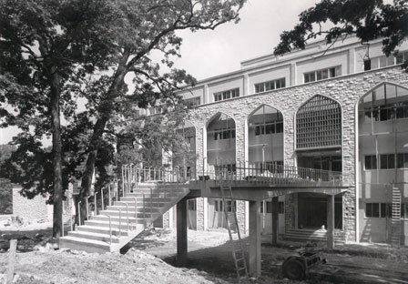 Maryland Hall in 1961