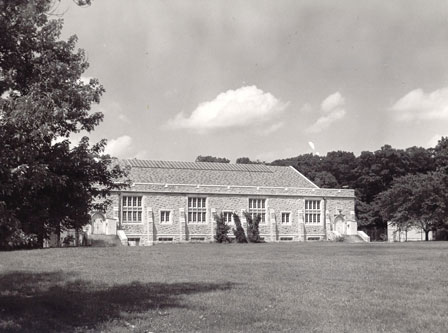 The Gymnasium in 1926