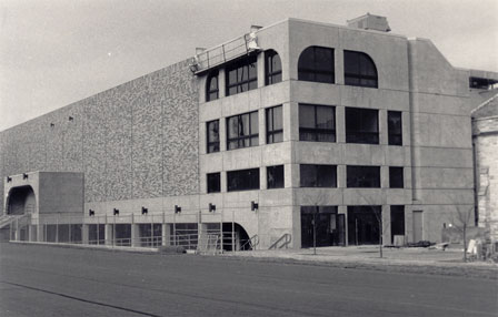 DeChairo College Center in 1982