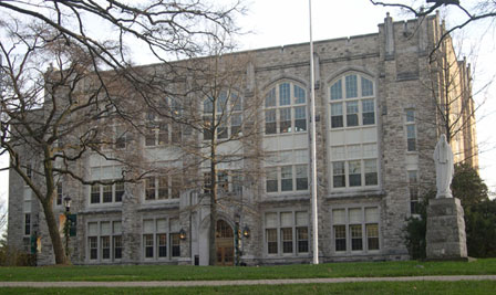 Jenkins Hall in 2006