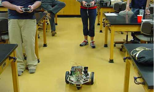 Physics Robot
