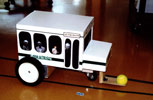Loyola Shuttle Bus Robot
