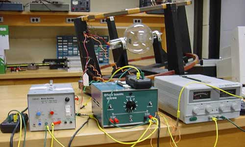 Physics electron lab